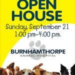 Open House – September 21, 2014